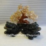 Thiềm thừ đá lam ngọc Vân Nam nhỏ chiêu tài chiêu lộc M041