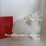 Tỳ hưu Bắc Kinh trắng khủng trấn nhà, bình an BKT L